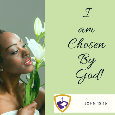 I Am Chosen by God!